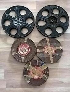 Vintage collectable film reels & cans (bundle) Nowra Nowra-Bomaderry Preview