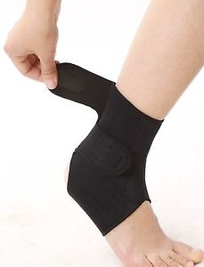 Tourmaline-self-heating-Magnetic-Ankle-wrap-for-pain-relief-injury-sprain