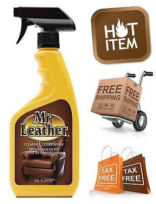 Leather Conditioner Moisturizer Protector Natural Oil for Furniture Car Interior