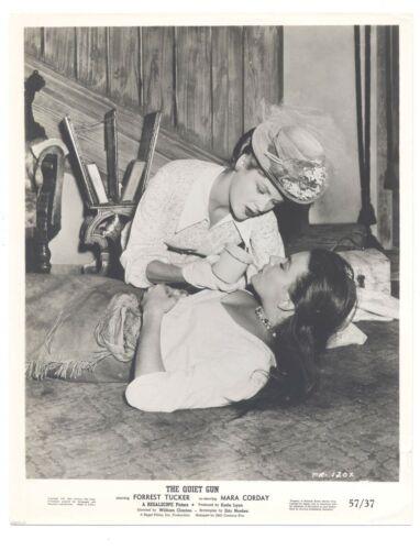 Kathleen Crowley 1957 The Quiet Gun Original 8x10 Mara Corday