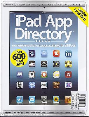 Ipad App Directory Magazine Over 600 Apps Rated News Business Health Education