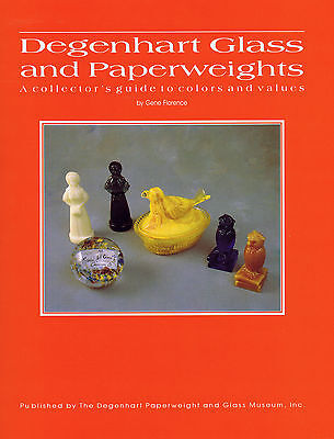 Degenhart Glass & Paperweights, Gene Florence 2nd ed., Figurines Covered Animals