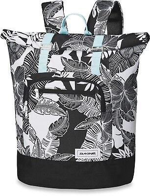 Dakine MILLY 24L Womens Organizer Backpack Bag Hibiscus Palm NEW 2018 Sample, used for sale  Shipping to Canada
