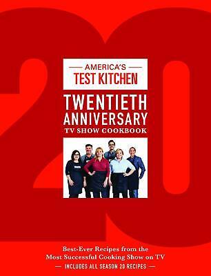 America's Test Kitchen Twentieth Anniversary TV Show Cookbook: Best-Ever Recipes