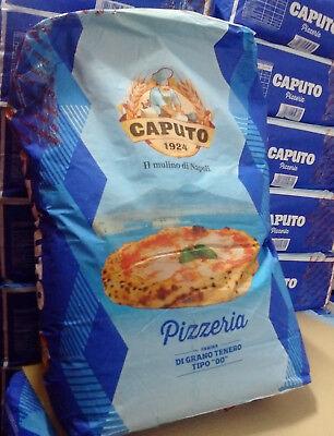 FARINA molino CAPUTO PIZZERIA 25 KG. per la migliore pizza napoletana, originale