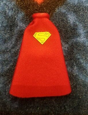 Custom Super Powers Superman CAPE ONLY with S! (Read - Superman Capes