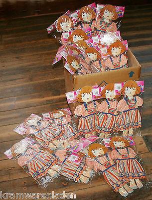 55 Puppenkleider Garnituren OVP auf hübschen Pappkarten, ideal für Marktverkauf