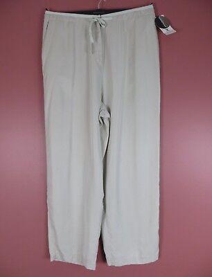 PNS1029- NWT VALERIE STEVENS Womens 100% Tencel Casual Wide Leg Pants 20W $65