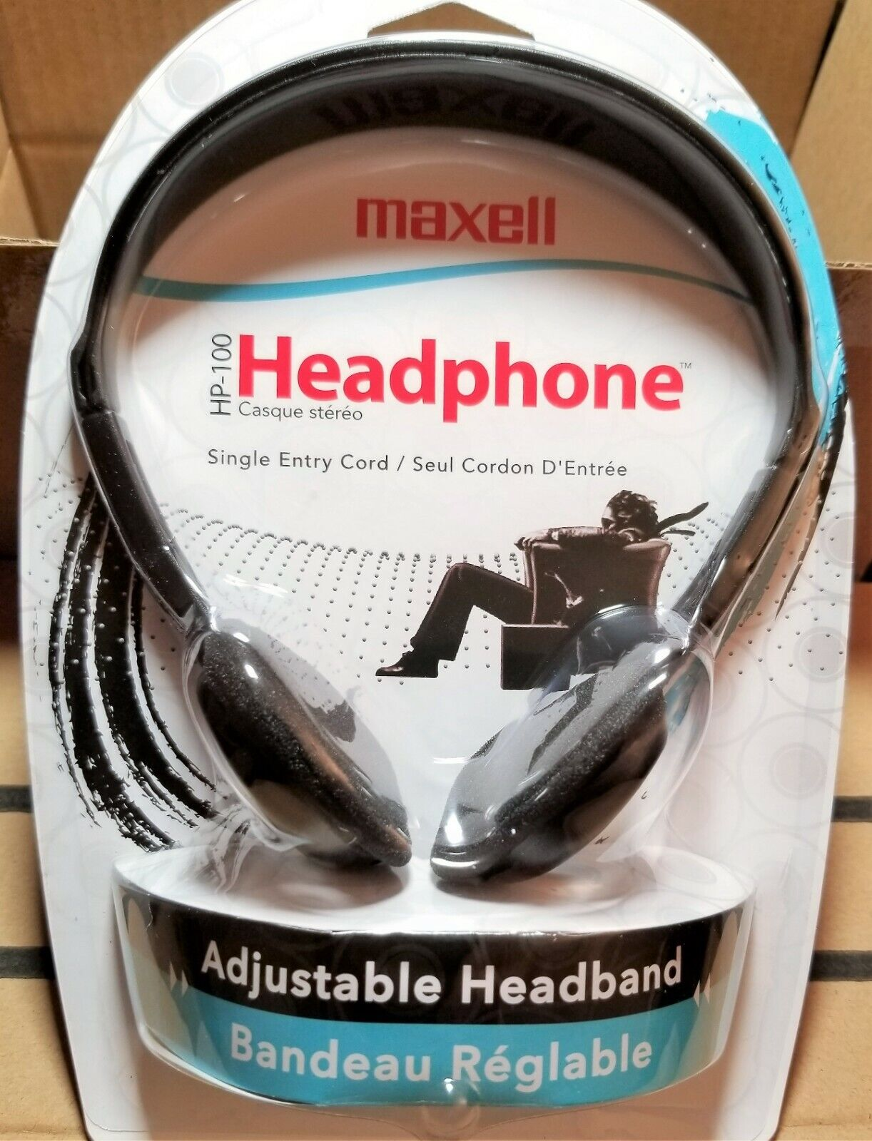 hp 100 headband headphones 190319 black