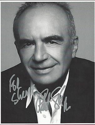 Robert Shapiro  Attorney  Signed 8 1 1  X 11  Photo  Coa  Uacc Rd 036