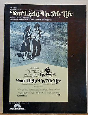 You Light Up My Life - 1977 -  from movie You Light Up My Life, by Joe Brooks