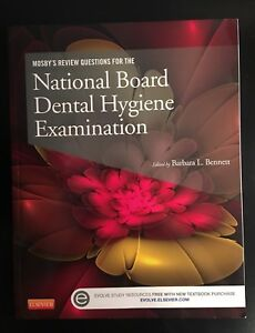 Mosby's Review Questions for the Dental Hygiene Board Exam