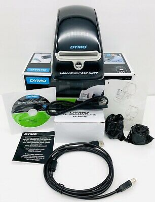 Dymo Labelwriter 450 Turbo Highspeed Thermal Label Printer For Pcmac New In Box
