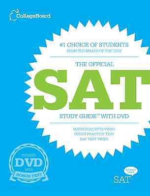 What's the best SAT prep book to buy?