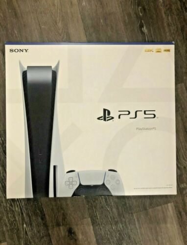 Sony PlayStation 5 Console - PS5 - Disc Version - *IN HAND*✅*SHIPS FAST* ✅NEW✅ 1