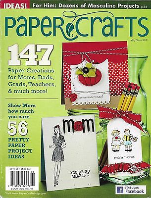 Paper Crafts Magazine Mom Dad Graduation Pretty Projects Masculine For Him Ideas](Paper Crafts Ideas)