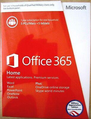 Microsoft Office 365 Home Premium   6Gq00210