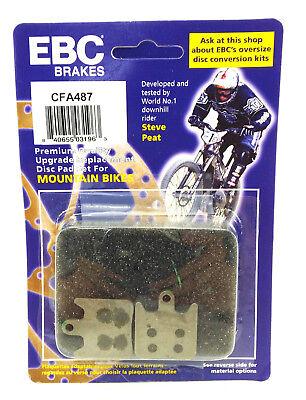 EBC Disc Brake Pads Hope Tech X2, Green Ebc Disc Brake Pads