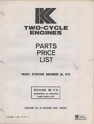 Manuals - Kohler Engines