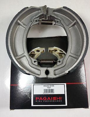 PAGAISHI REAR BRAKE SHOES Yamaha YW 100 BWS 4VPG 1999 - 2000 C/W SPRINGS