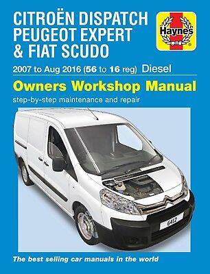 Service Workshop Manual /& Repair PEUGEOT EXPERT II TEPEE  2006-2013 DOWNLOAD