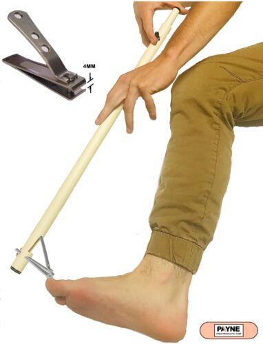 clipper, long handled toenail clipper, long handled toe nail clipper, reach,