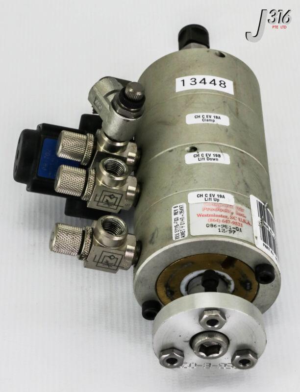 13448 Applied Materials Pneumatic Lift Cylinder Assy, 0190-35497 0010-36430
