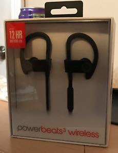 Powerbeats 3 Wireless Mint Unopened