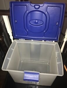 2 XL Hanging File Box Brand New Condition Spryfield $5 Each