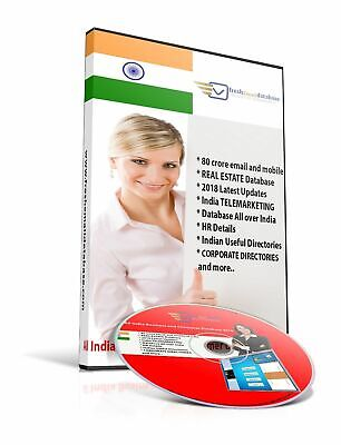 Billion Database All India Email Marketing List 10 Gb File Email Delivery