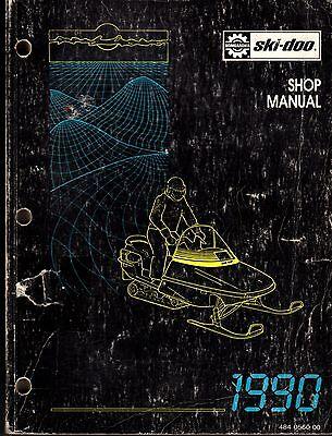 Manuals Ski Doo Shop Service Manual