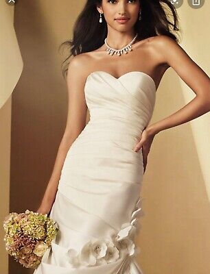 Alfred Angelo wedding dress style 2444 size 12