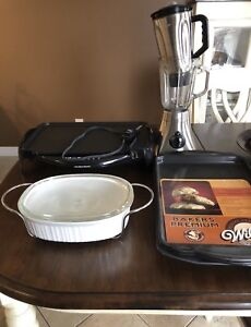Lot of 5 Kitchen Items