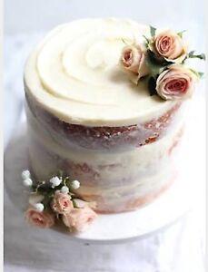 Wedding, baptism, birthday cakes Balmain Leichhardt Area Preview