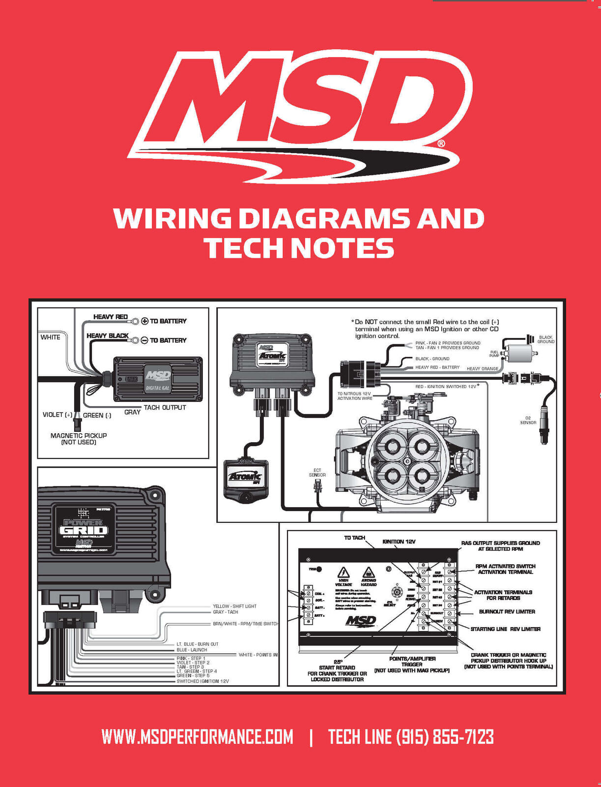 Box Diagram Besides Msd Distributor Wiring Diagram Together With Msd