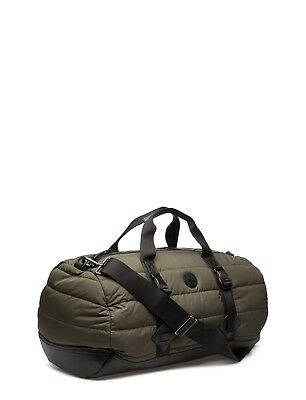 NEW Ralph Lauren RRP £255 carry all Bag puffa duffle bag Olive military green
