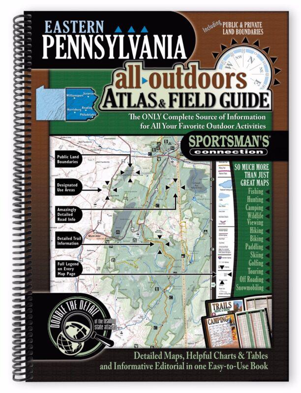 Eastern Pennsylvania All-Outdoors Atlas & Field Guide | Sportsman