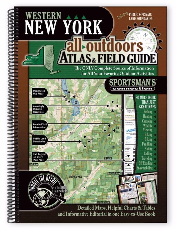 Western New York All-Outdoors Atlas & Field Guide | Sportsman