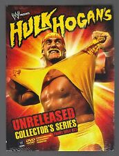 WWE - Hulk Hogan's Unreleased Collector's Series - 3 Disc Set