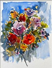 UNIQUE MOTHER'S DAY GIFT IDEA - WATERCOLOUR CLASS with materials Epping Ryde Area Preview