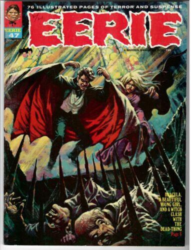 Eerie #47 Very Fine Warren Magazine