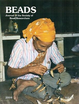 BEADS 21: 20 Years of Bead Research, 85 Articles, Worldwide, Archaeology