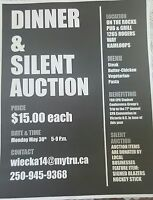 Dinner and Silent Auction