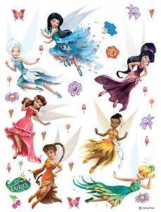 Wandsticker Wandtattoo Sticker Disney Feen Tinkerbell Kinder 65x85cm | DK 1769