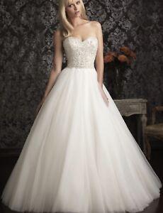 NEW Size 10 Allure Bridal Wedding Dress