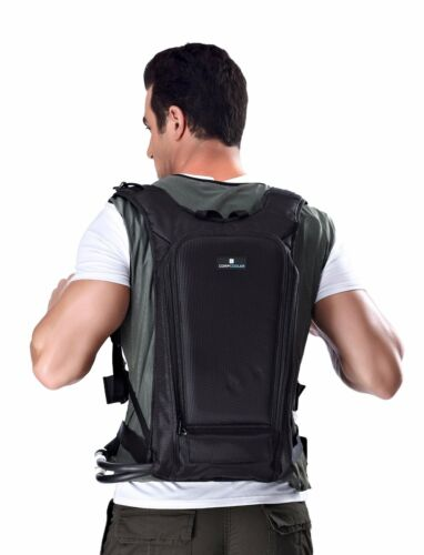 Compcooler Backpack Ice Water Circulation System, Liquid Cooling vest (M/L)