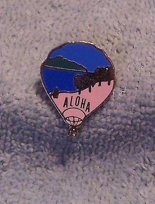 ALOHA BALLOON PIN