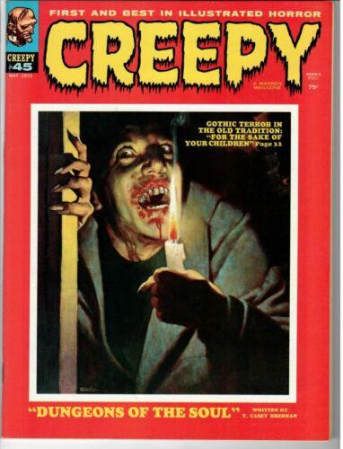 Creepy #45 Near Mint Warren Magazine
