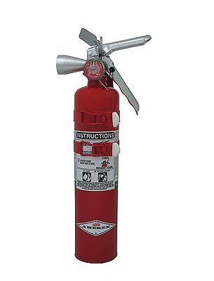 Amerex B385ts 2.5lb Halotron I Class B C Fire Extinguisher