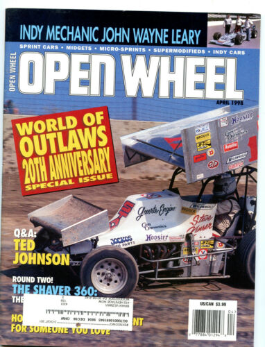 Open Wheel Magazine April 1998